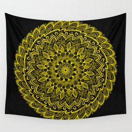 Soothing Sunflower Wall Tapestry