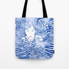 Water Nymph XLIII Tote Bag
