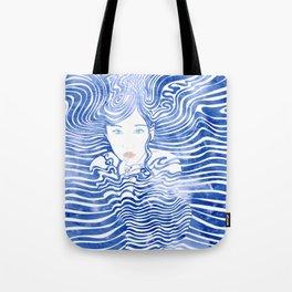 Water Nymph XLIII Tote Bag