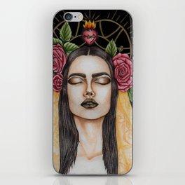 Estasi della Madonna iPhone Skin