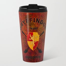 Gryffindor Quidditch Team Travel Mug