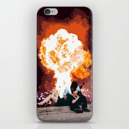 Love in the End iPhone Skin