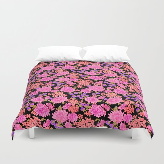 forget me not II Duvet Cover