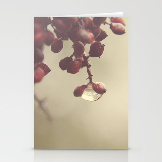 Keep Holding On Stationery Cards