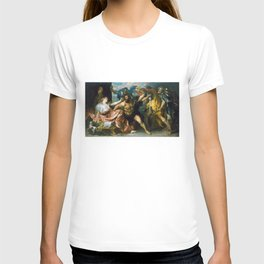 Samson and Delilah by Anthony van Dyck (1630) T-shirt