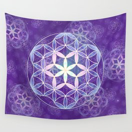 Flower Of Life 003 Wall Tapestry