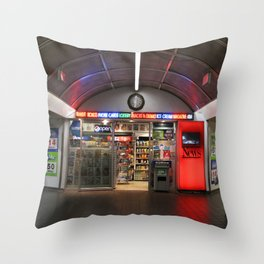 News 1 Throw Pillow