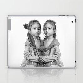 Sisters Twins Laptop & iPad Skin