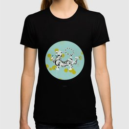 White Tiger of the West T-shirt