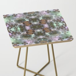 PINE AND PLANET Side Table