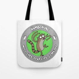 Hamboning Tote Bag