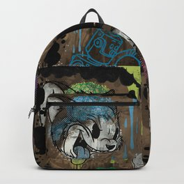 THE CARTOON CAT 4X REDUX Backpack