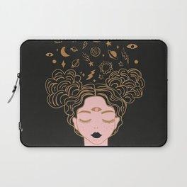 space buns Laptop Sleeve