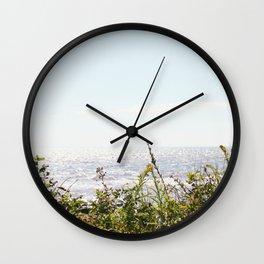 The Ocean Calls (Summer) Wall Clock