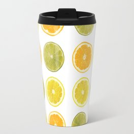 Oranges, Lemons, and Limes Oh My! Travel Mug