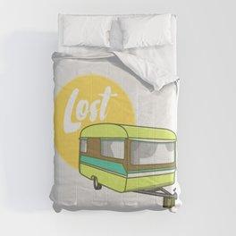 Caravan Lost Comforters
