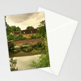 Abingdon Bridge reflects Stationery Cards
