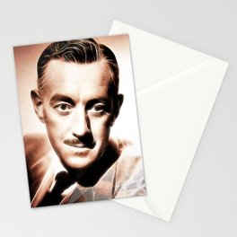 Alec Guinness, Actor Stationery Cards