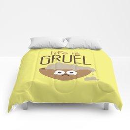 Consider Yourself... Warned Comforters