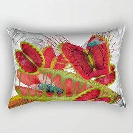 Beautiful And Deadly Rectangular Pillow