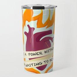 Sorcerers Power Travel Mug