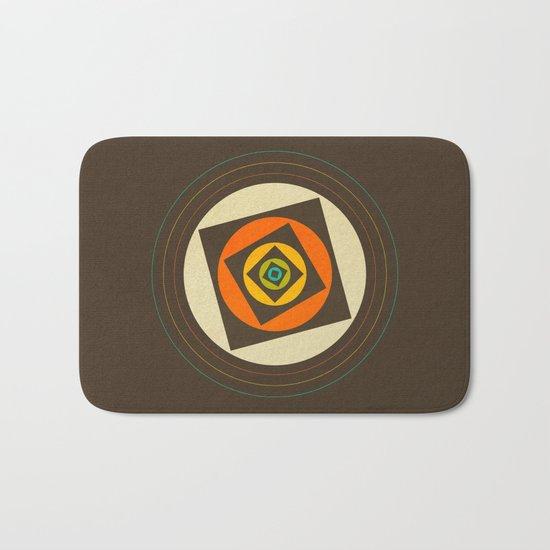 Minimalism / Geometric 2 Bath Mat