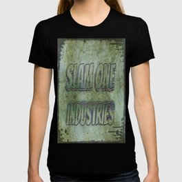 Slam 1 Industries Metal T-shirt