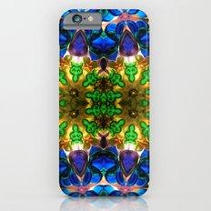 Kaleido: Blue, Green, Yellow Slim Case iPhone 6s