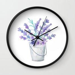 Lavanda 21.2 style Wall Clock
