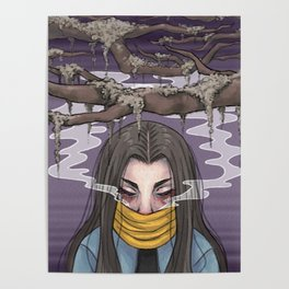 Under the Spanish moss Poster