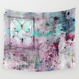 My Souls Speaks No. 3H by Kathy Morton Stanion Wall Tapestry