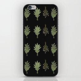 Drying Herbs iPhone Skin