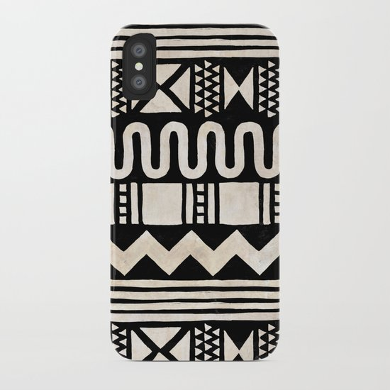 African Tribal iPhone Case