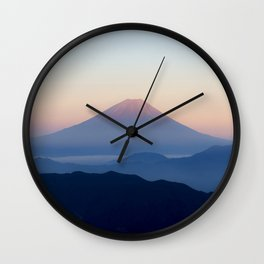 Mt. Fuji, Japan Wall Clock