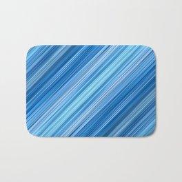 Ambient 1 in Blue Bath Mat