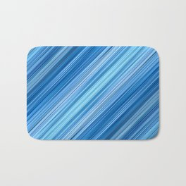 Ambient 1 in Blue Bath Mat