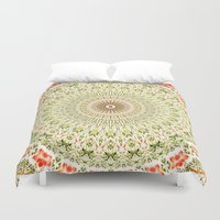 carnival Duvet Covers featuring Carnival by Jane Lacey Smith