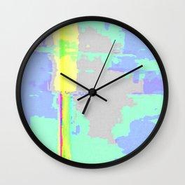 Morning haze―Ⅱ Wall Clock