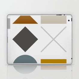 Mid West Geometric 03 Laptop & iPad Skin