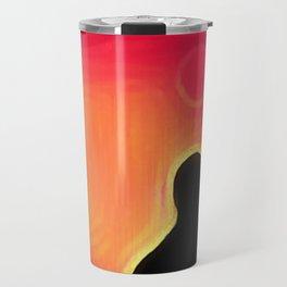 Sunset Walk Travel Mug