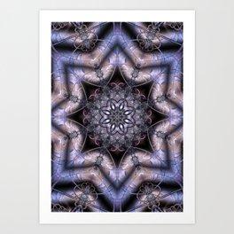 Luxurious Fractal Art Print