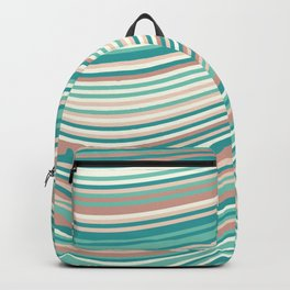 Calm Summer Sea 2 Backpack