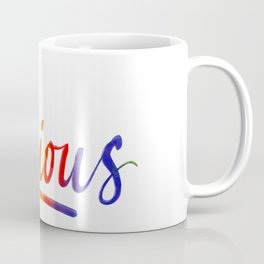 Stay curious 2.0 Coffee Mug