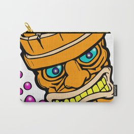 Mr Tiki the bubble blow'n machine Carry-All Pouch