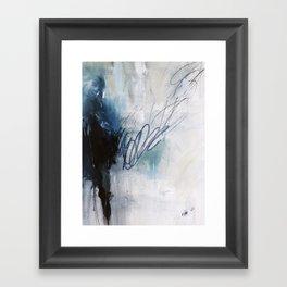 wound Framed Art Print