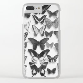 Wings II Clear iPhone Case