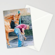 Farrier Stationery Cards