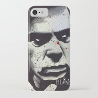 nick cave iPhone & iPod Cases featuring Nick Cave- We call upon the author to explain by BLinkart