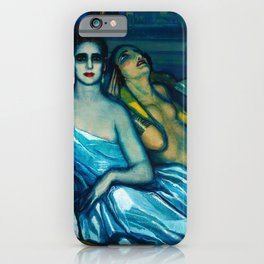 Muses of the Guadalquivir, Venice by Federico Beltran Masses iPhone Case
