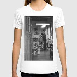 The Best Place T-shirt